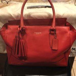 Red Hot Coach Laptop or Diaper Bag